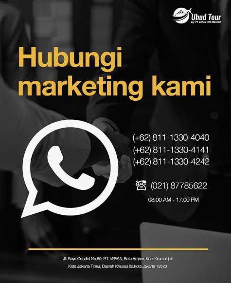 Marketing Uhud